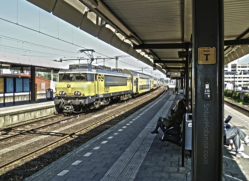 ¿Cómo llegar a Utrecht?