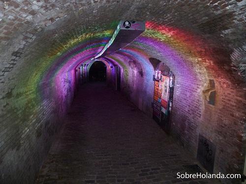 tunel trajectum