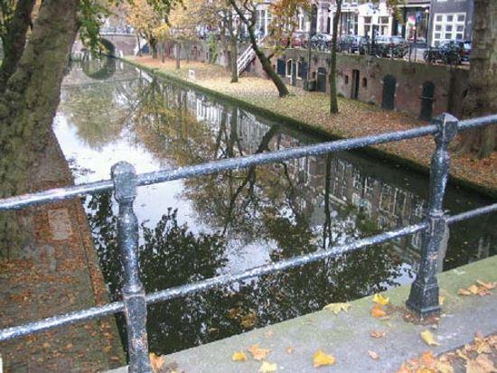 Canal-Oudegracht
