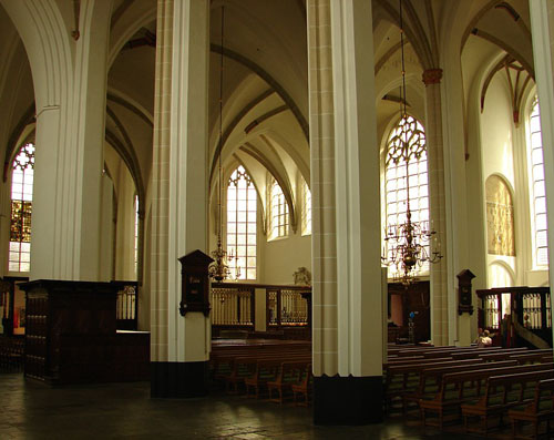 Jacobiberk, iglesia en Utrecht