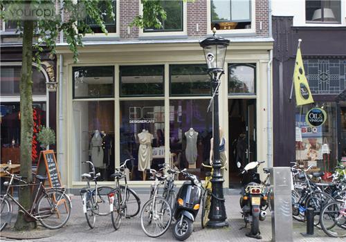 Designer Café, cita con la moda holandesa