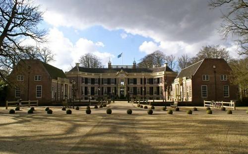 La belleza del Castillo Groeneveld