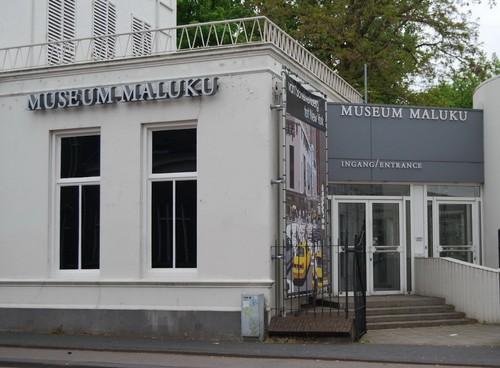Museo Maluku, cultura extranjera en Utrecht